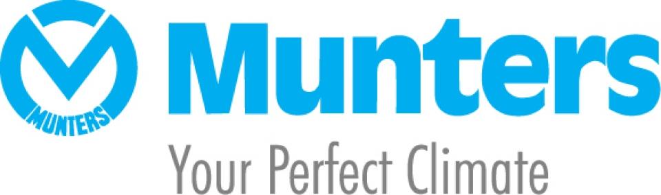 Logo raffrescatori e ventilatori Munters