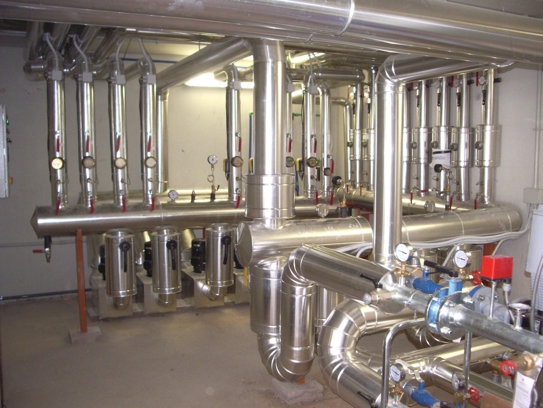 Teelcond Impianti - Realizzazione di impianti per la deumidificazione dei locali piscina