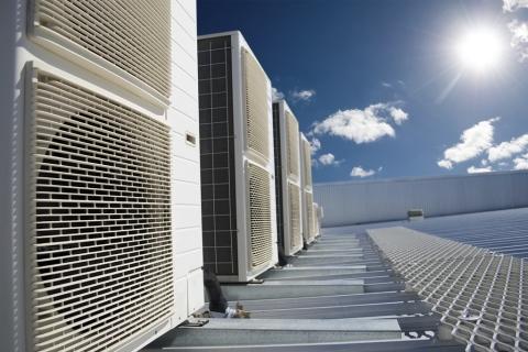 Realizzazione di locali ad umidità controllata con deumidificatori Munters